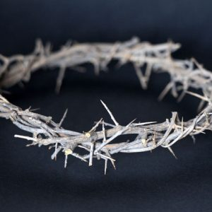 Crown of thorns from the Holy Land-0