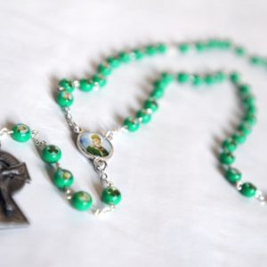 St Patricks Rosary from Ireland-0