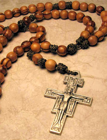 Franciscan Crown rosary -0