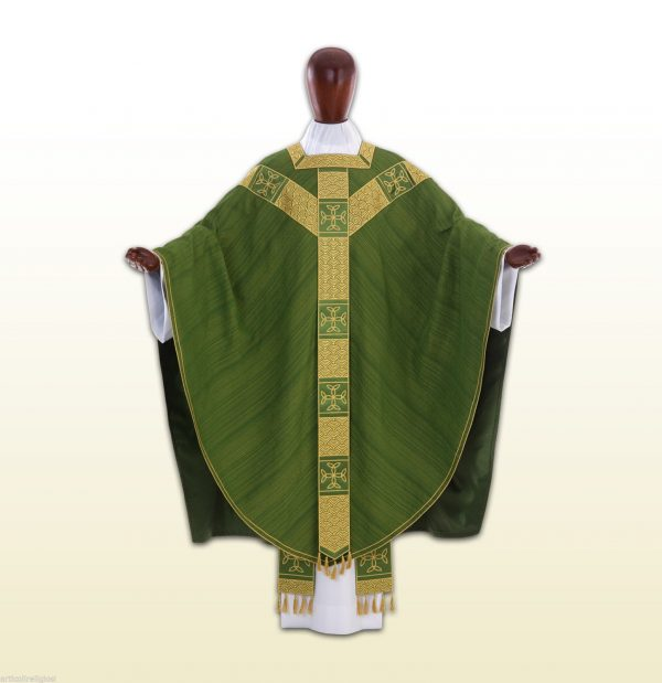Priest's Chasuble... Green-158
