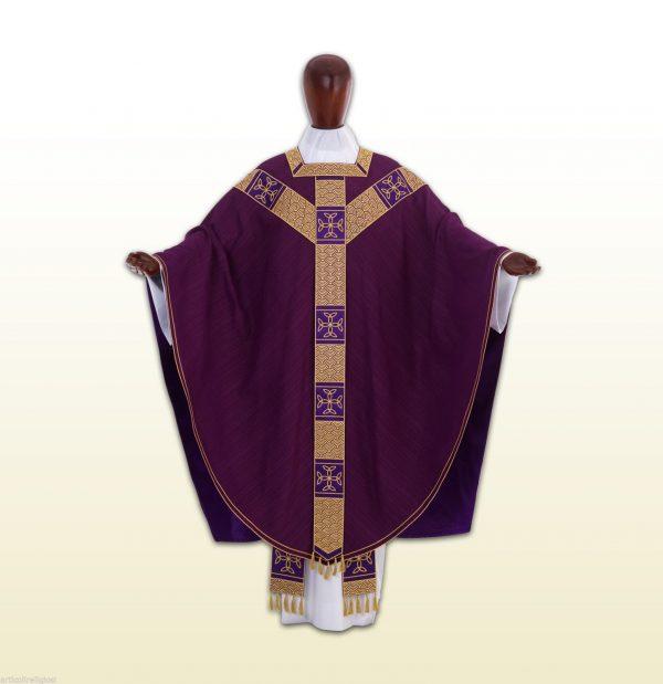 Priest's Chasuble... Purple-157