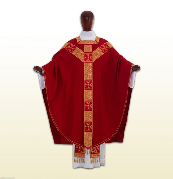 Priest's Chasuble... Red-152