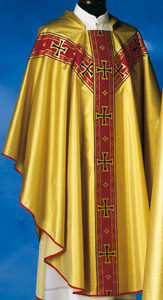 Chasuble Gothic style-0